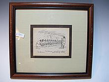 Edwin Willard DEMING (1860-1942) ink