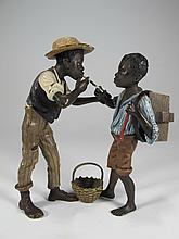 Franz BERGMAN (1838-1894) Vienna bronze