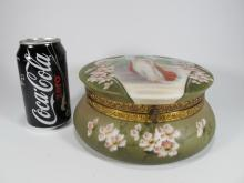 C. F. Monroe Co Nakara glassware box