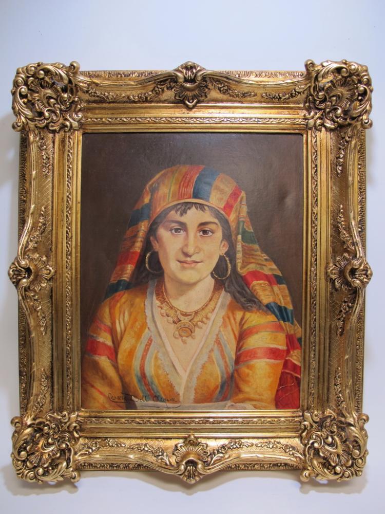 cesare f lix georges acqua dell 39 1821 1905 italian artist. Black Bedroom Furniture Sets. Home Design Ideas