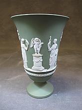 Old English Wedgwood porcelain vase