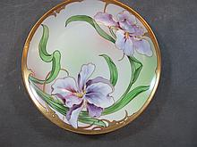 Old Italian Ginori porcelain plate