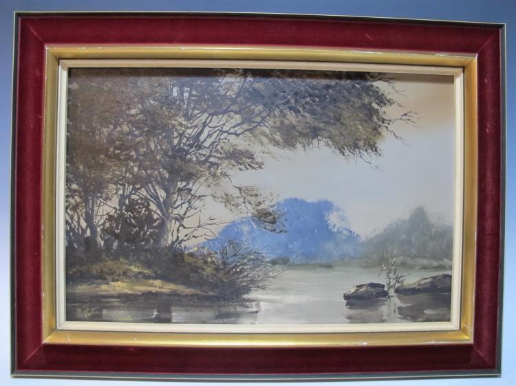 H H James: David H James Artwork For Sale At Online Auction