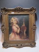 Signed M. BIANCHI, Italian, dated 1915