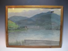 Ferdinand ZACH (1868-1956)(Attrib) Swiss artist