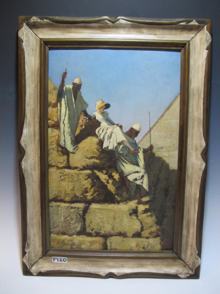 Ettore CERCONE (Attrib.) (1850-1901) Italian artist