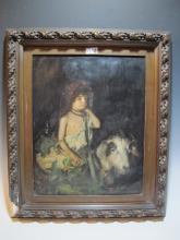 Emilio CARAFFA (1862-1939) Italian artist