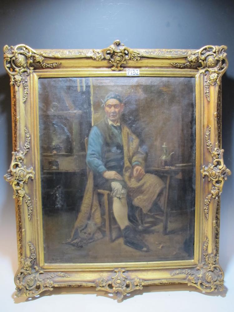 Leandro Ramón GARRIDO (1868-1909) Spanish artist