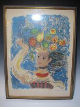 Constantin Andréevitch TERECHKOVITCH (1902-1978) Russian artist