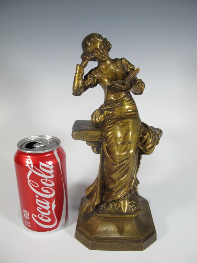 Pablo RIGUAL (XIX-XX) Bronze Statue
