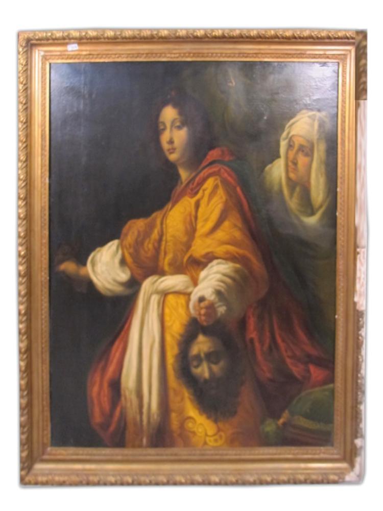 Vittorio BIANCHINI (1797-1880) copy by G. Allori