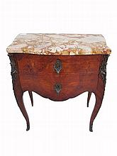 CLAUDE CHARLES SAUNIER(1735-1807) 18th C. small chest