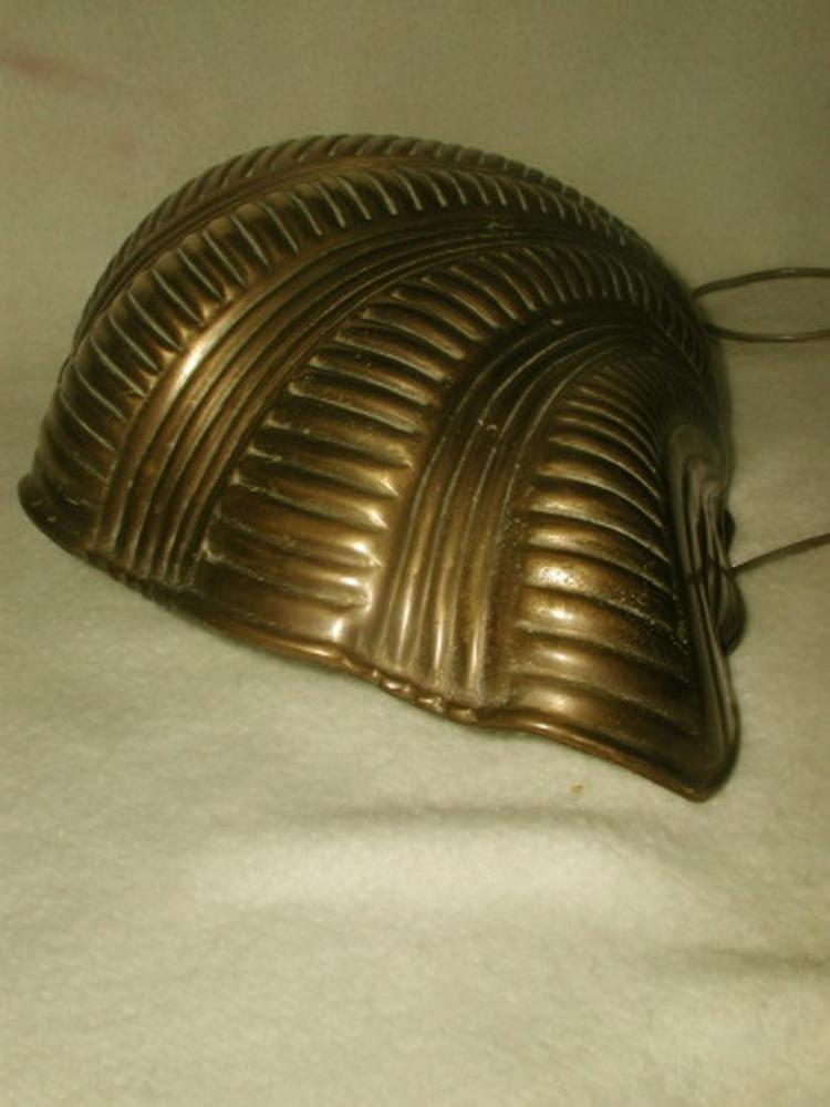 Chapman Wall Light Brass Shell Quality