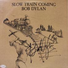 BOB DYLAN - Rock Icon RARE signed