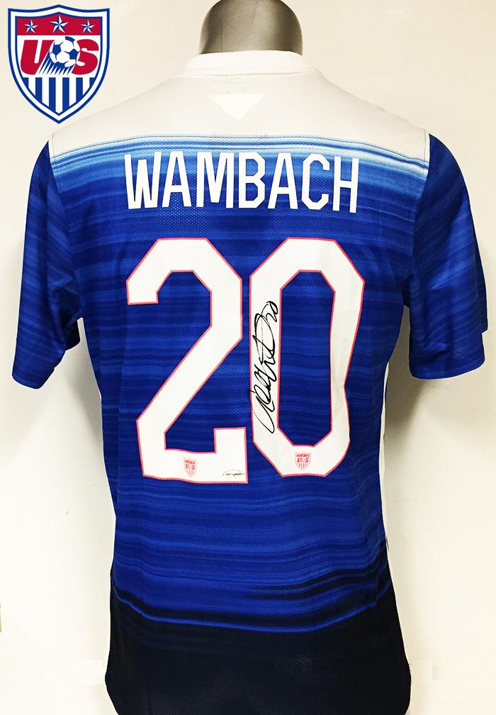 pretty nice 77b20 d325a ABBY WAMBACH -