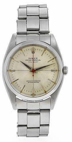 Ref. 6556 Tru-Beat Rolex, Oyster Perpetual,