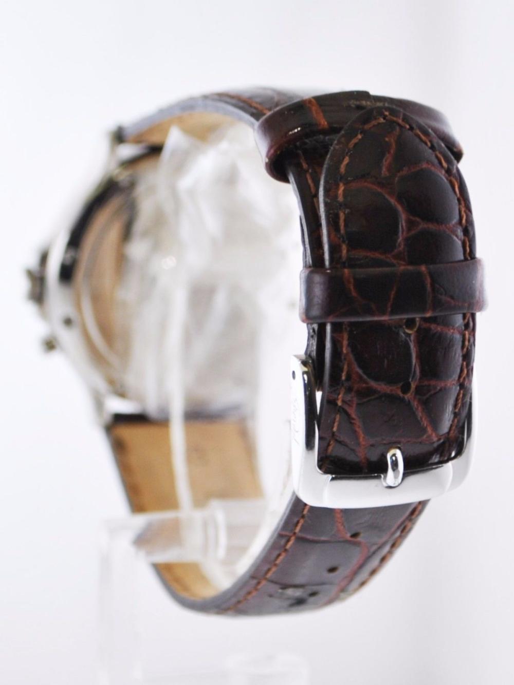 e93693aa53126 Chopard 1000 Miglia Ref. #8141 Quartz Chronograph Wristwatch SS $10K VALUE