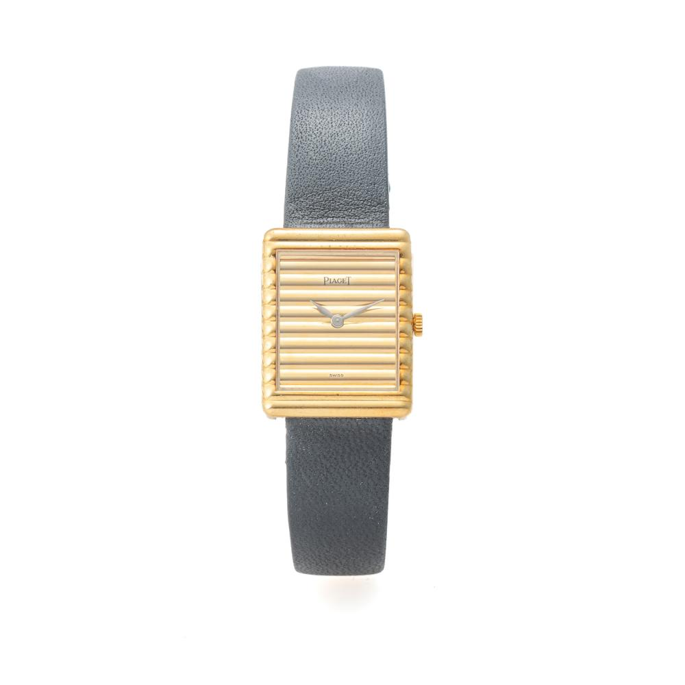 PIAGET, REF. 40810, POLO, YELLOW GOLD