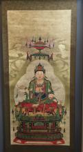 Chinese Painting of Guanyin