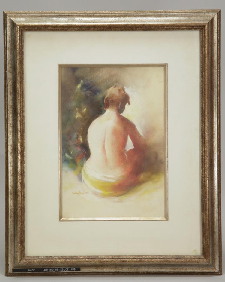 european painting essay