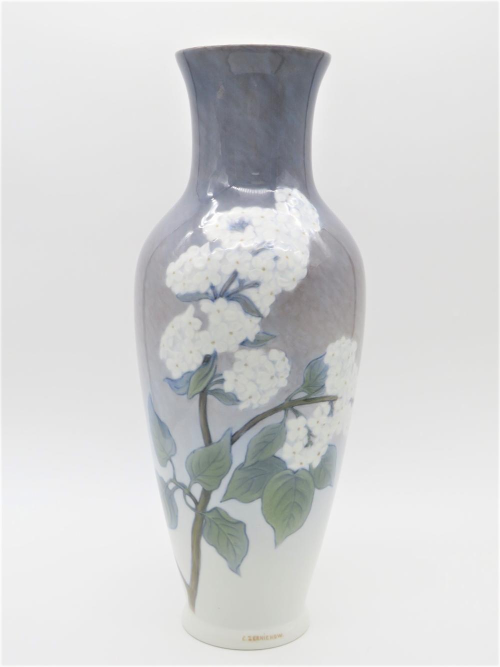 Royal Copenhagen C. Zernichow Vase