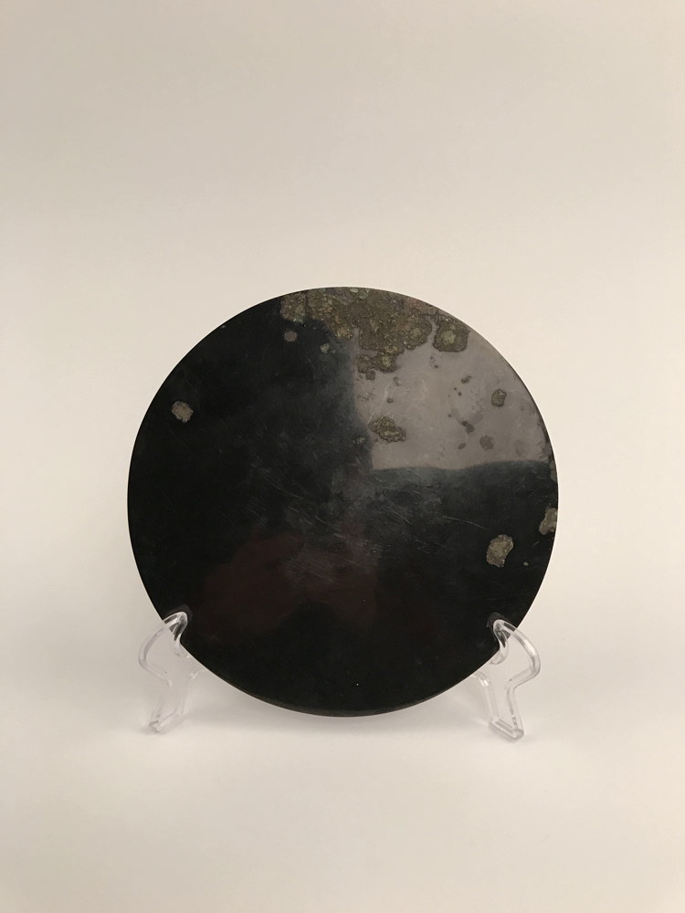 Chinese antique dark brown mirror for Asian antiques uk