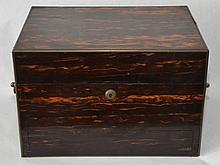 Mappin & Webb Wooden Travel Box
