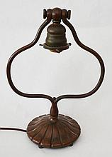 Tiffany Studios Bronze Desk Lamp