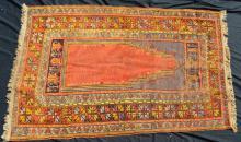 Antique Oriental Carpet