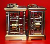 2 Vintage Carriage Clocks