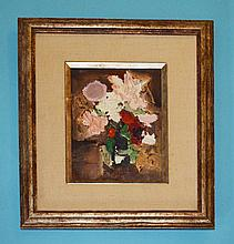 Signed Sterling Strauser Still Life Painting