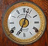 Fattorini & Sons Automatic Alarm Clock
