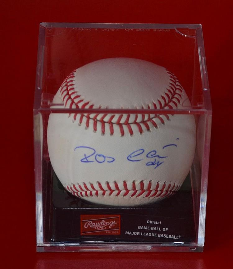 Robinson Cano Signed NY Yankees Baseball