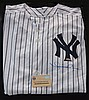 Signed NY Yankees Mariano Rivera Jersey