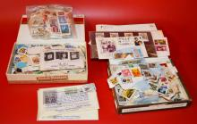 Mystery Stamp Lot
