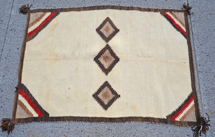 Native American Indian Blanket / Rug