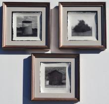 3 Signed & Titled David Halliday Artist Proof Photos