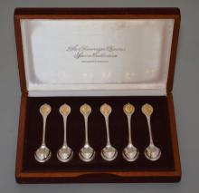 Sovereign Queens Spoon Collection