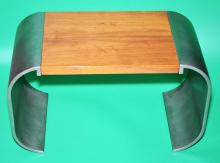 Macao Side Table for Brueton By Stanley Jay Friedman