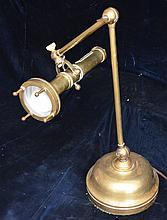 Chapman Brass lamp