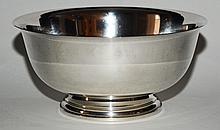 Newport Sterling Silver Revere Style Bowl