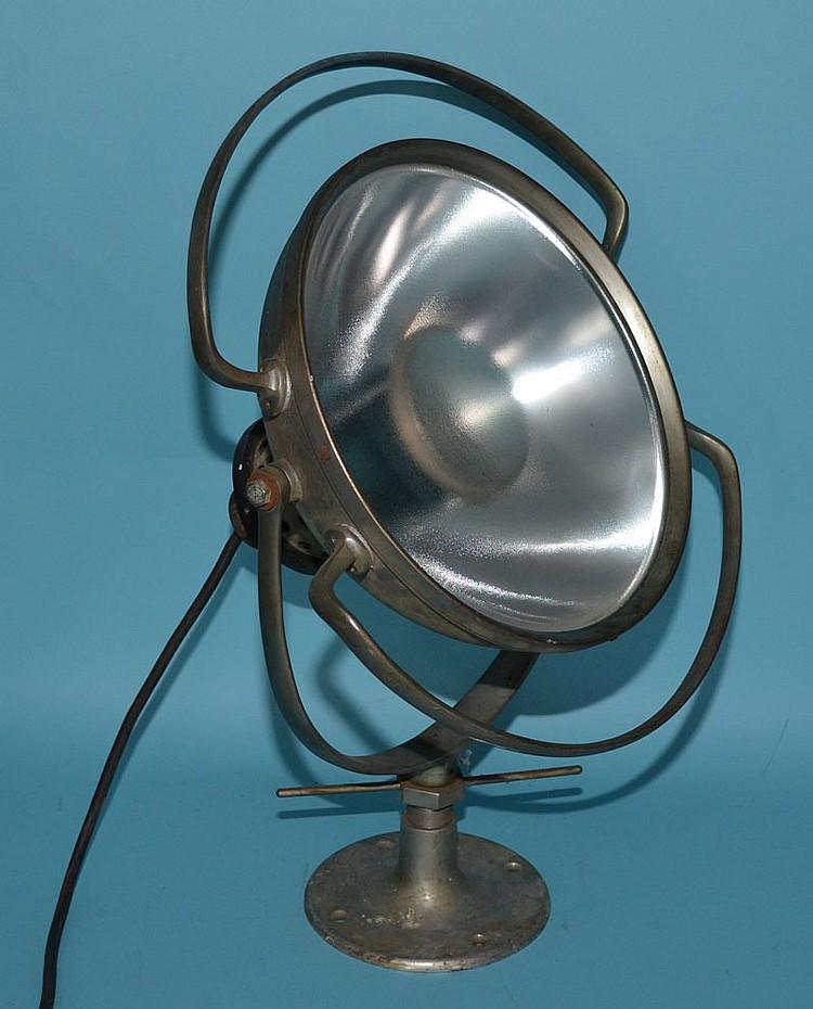1950s Medical / Industrial Spotlight Lamp