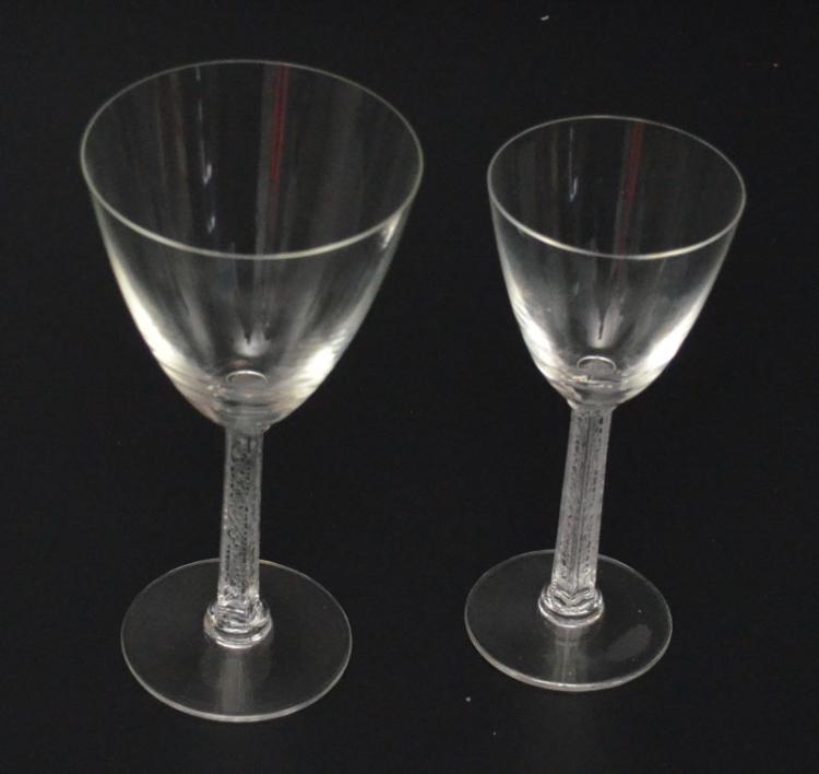 Lalique Glasses Phalsbourg