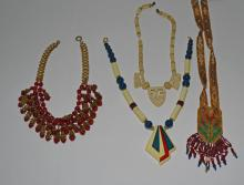 Fun Lot of Vintage Costume Jewelry