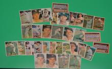 42 - 1950's Topps Baseball Cards( Cardinals , Orioles,