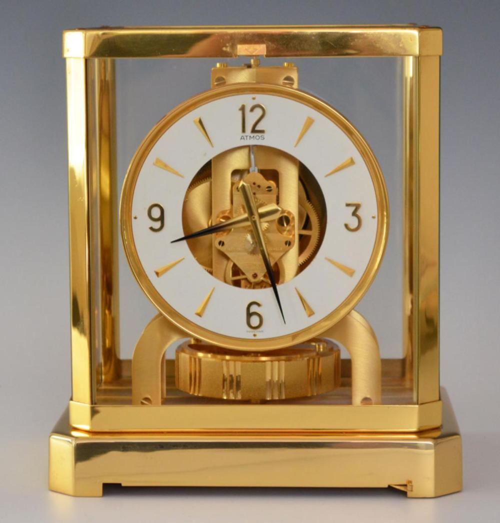 Classic Atmos LeCoultre Clock