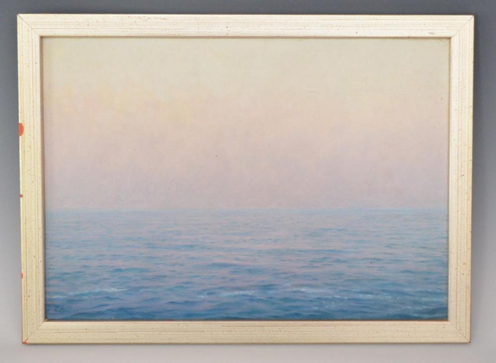 The Most Serene Ocean Chris Armstrong Painting