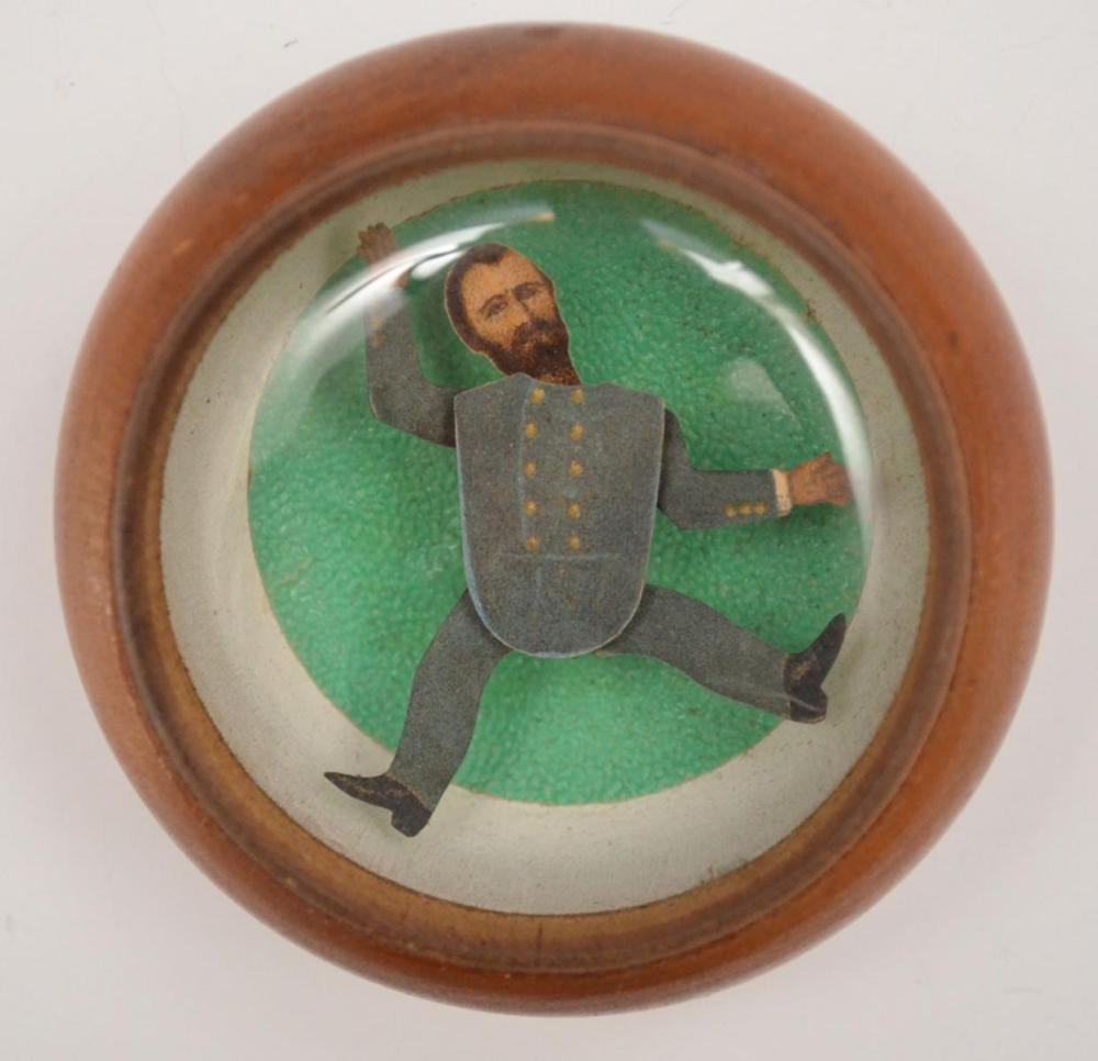 General Grant Turn of the Century Toy