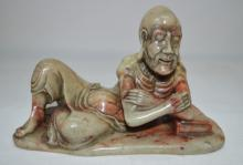 Soap Stone Luohan Statue