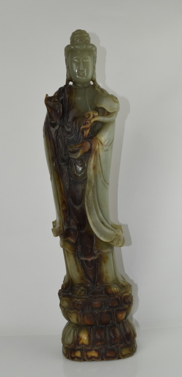 Celadon Jade Guanyin